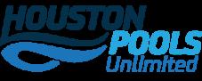 Houston Pools Unlimited Logo